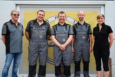 Photo de l'équipe Opel François